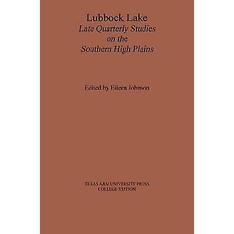 Lubbock Lake by Eileen Johnson - 9780890963210 Book
