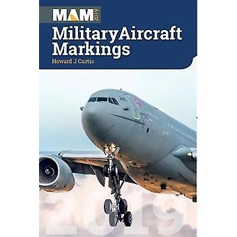 Military Aircraft Markings 2019 - 9781910809259 Book