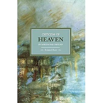 Criticism of Heaven (Historical Materialism Book)