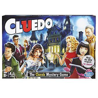 Cluedo klasickej Mystery hra pre 8-18 rokov