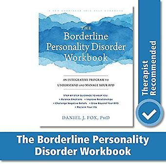 Le manuel borderline sur les troubles de la personnalité - Un programme intégratif