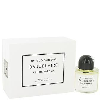 Byredo Baudelaire Eau De Parfum Spray (Unisex) By Byredo 3.4 oz Eau De Parfum Spray