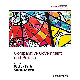 Comparative Government and Politics by Pushpa Singh - 9789353285692 B