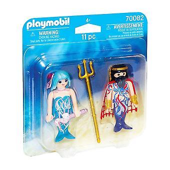 Playset Magic Playmobil 70082 (11 buc)