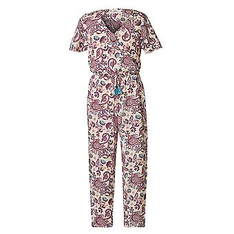 Funky Buddha Girls' Playsuit/Jumpsuit In Printed Design