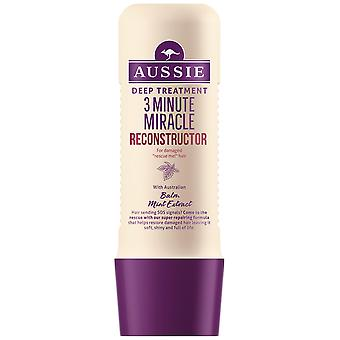 Aussie Behandling Reconstructor 3 Minute Miracle 250 ml