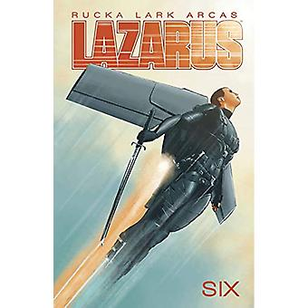 Lazarus Volume 6 by Greg Rucka - 9781534308428 Book