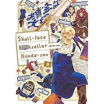 Skull-face Bookseller Honda-san - Vol. 3 by Honda - 9781975331436 Book