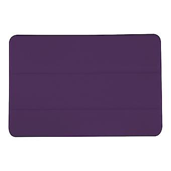 Slim PU Leather Case Cover for Samsung Galaxy Tab A 8 T350[Purple]
