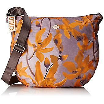 Oilily Groovy Shoulderbag Lhz - Women Orange 12x32x36cm (B x H T) shoulder bags
