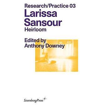 Heirloom by Larissa Sansour - 9783956794759 Book