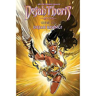 Dejah Thoris - Dejah Rising by Amy Chu - 9781524114480 Book