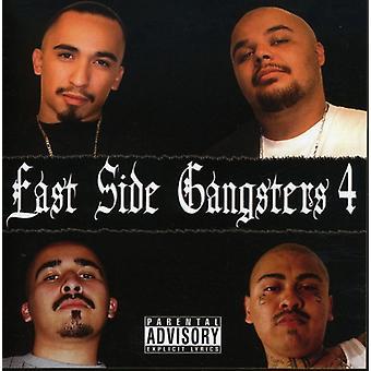 Lil' Blacky & Lil' Sicko - Present: Eastside Gangsters 4 [CD] USA import
