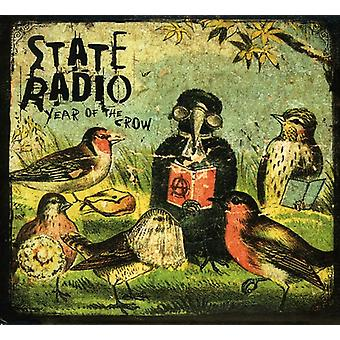 State Radio - Year of the Crow [CD] USA import