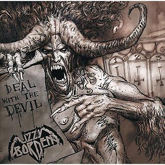 Lizzy Borden - Deal with the Devil [CD] USA import