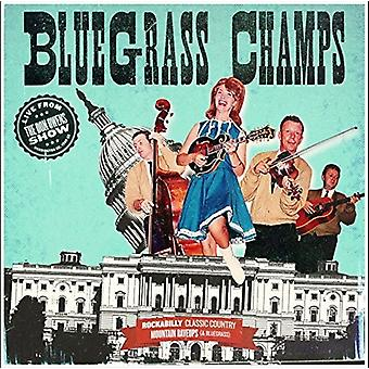Bluegrass Champs - Live From the Don Owens Show [CD] USA import