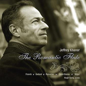 Romantic Flute [CD] USA import