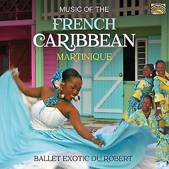 Music Of The French Caribbean [CD] USA import