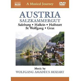 Mozart - Musical Journey: Austria [DVD] USA import