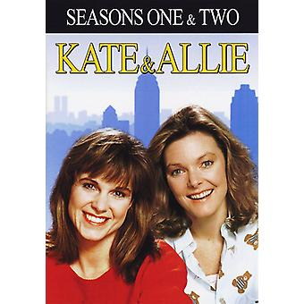 Kate & Allie: Season 1 & 2 [DVD] USA import