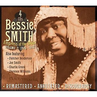 Bessie Smith - Bessie Smith: Vol. 2-Empress of the Blues 1926-1933 [CD] USA import