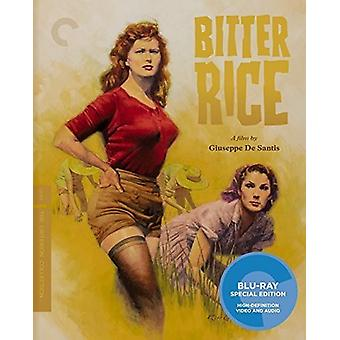 Bitter ris [Blu-ray] USA importerer