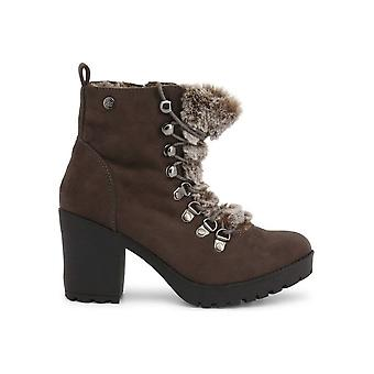 Xti - Shoes - Ankle boots - 48454_GREY - Ladies - dimgray - EU 38
