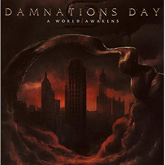 Damnations Day - World Awakens [CD] USA import
