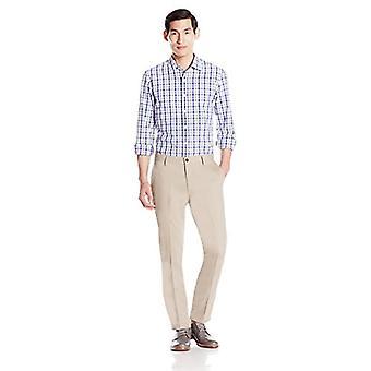 Merkki - Goodthreads Men's Slim-Fit Ryppytön Comfort Stretch Mekko Chino Pant, Khaki, 29W x 29L