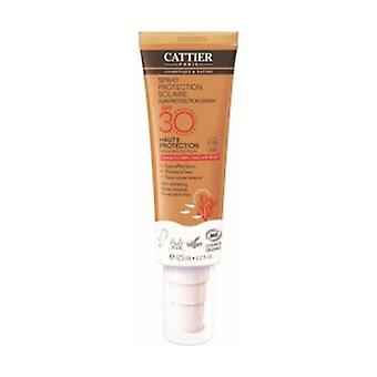 Sun protection spray SPF 30 - face and body 125 ml