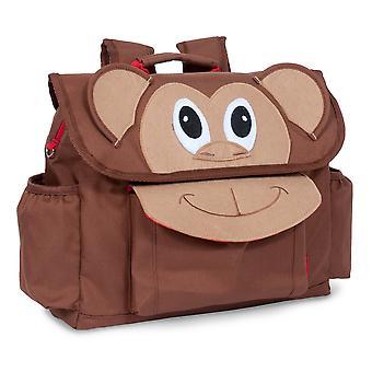 Mochila de mono de paquete de animales (pequeña)