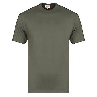 Armor Lux Callac Zielona koszulka