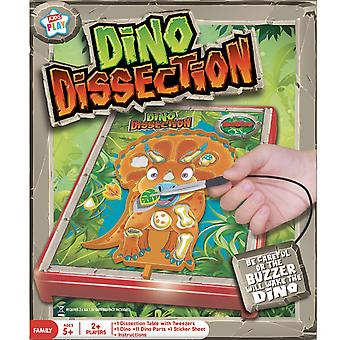 Kids Play Dino Dissection Family Board Game Ages 5+ Players 2+
