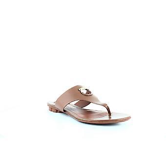 Salvatore Ferragamo | Enfola Flat Calfskin Thong Sandal