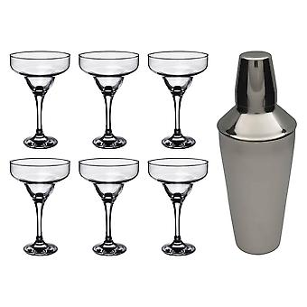 Rink Drink Margarita Cocktail Shaker Set