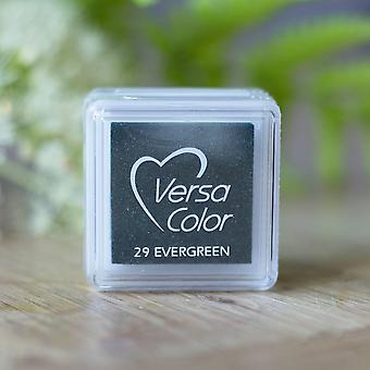 Versasmall Evergreen Pigment Small Ink Pad - Pigment Ink - Craft Ink
