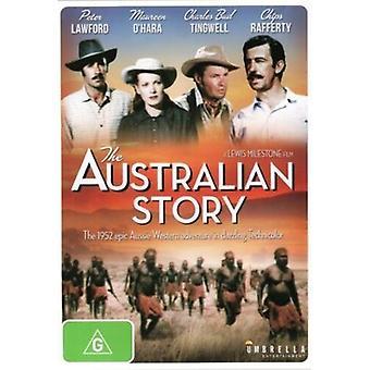 Historia australiana [DVD] Importación de EE.UU.