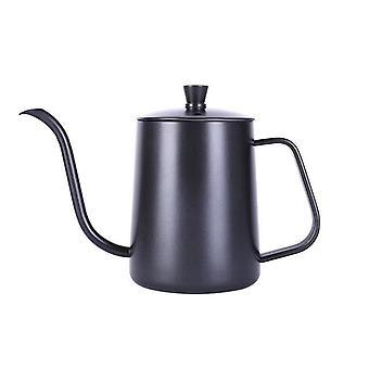 Bouilloire d'égouttement à goutte en acier inoxydable de qualité alimentaire antiadhésive - Café,