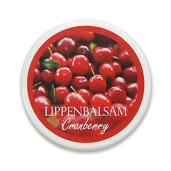 Florex nourishing lip balm cranberry with sheep's milk and lanolin 10 ml