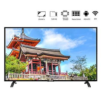 Tv Smart 4k Ultra Hd Android Led 43 pulgadas Televisión Tv pantalla plana