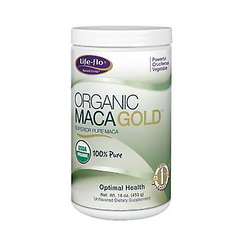 Life-Flo Organic Maca Gold, 16 oz