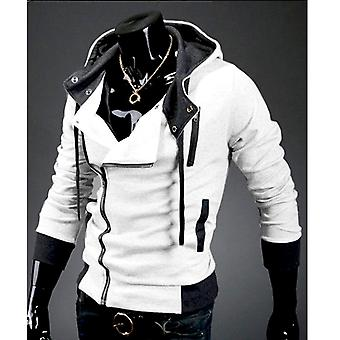 Men Fashion Hooded Sweatshirts, Spring Spring Sportswear -long Sleeve Slim