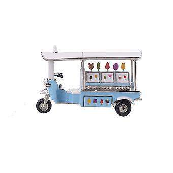 Ice Cream Rickshaw Trinket Box