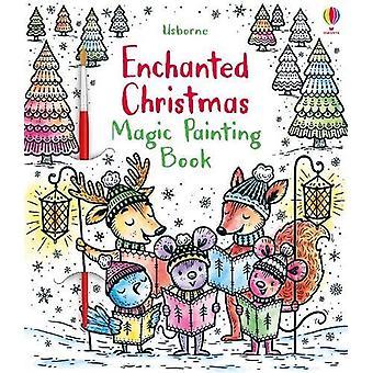 Enchanted Christmas Magic Painting