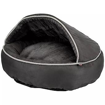 TRIXIE Cat Cave Timber Anthracite Grey 55 cm 37526