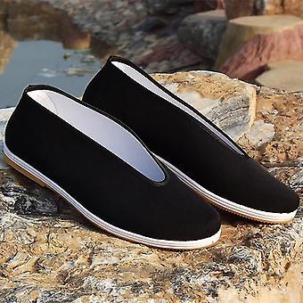 أحذية قطنية عالية الجودة للرجال