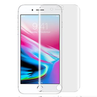 Pour iPhone 8 Plus & 7 Plus 0.1mm HD 3D Curved PET Full Screen Protector