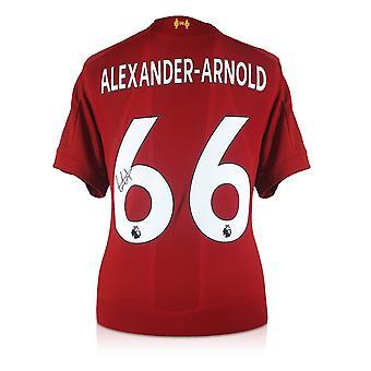 ترينت ألكسندر أرنولد يتعاقد مع ليفربول 2019-20 قميص