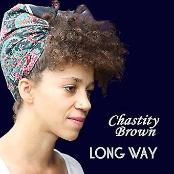 Chastity Brown - Long Way [CD] USA import