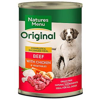 Natures Menu Dog Beef & Chicken (Dogs , Dog Food , Wet Food)